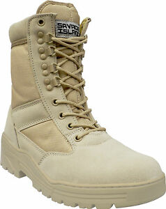 Desert-Army-Combat-Patrol-Boots-Tactical-Military-Work-Tan-Jungle-Suede-909