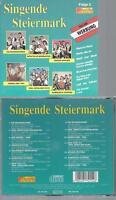 CD--SINGENDE STEIERMARK FOLGE 3