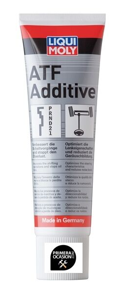 Aditivo sella fugas ATF cambios automatico LIQUI MOLY 5135 tienda Primeraocasion