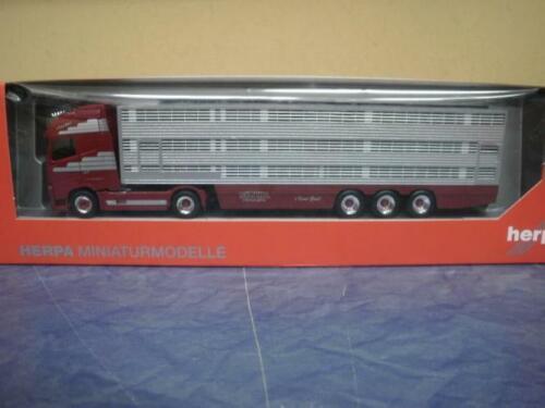 Herpa camión volvo fh4 flaquea//aerop XL meterme-SZ vaex 306201