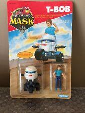Vintage 1986 Kenner MASK T-Bob Scott Trakker Robot Motorscooter Unpunched