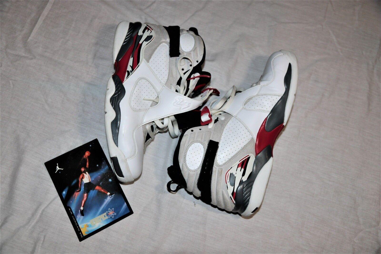 Air Jordan 8 Retro  Bugs Bunny   pre-owned with box sz 11.