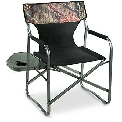 Oversized Portable Camping Lounge Chair 500 Lb Folding