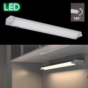 Unterbauleucht<wbr/>e Möbelleuchte 10W LED 58cm Lichtleiste schwenkbar Küchenlampe