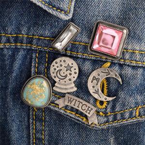 6x-Cartoon-Crystal-Enamel-Collar-Brooch-Pins-Badge-Corsage-Brooch-Jewelry-Gift-H
