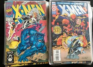 X-MEN-da-1-a-41-MARVEL-originale-PAO