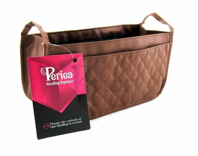 New Periea handbag organiser, bag tidy,travel bag organizer, cosmetic - Tory