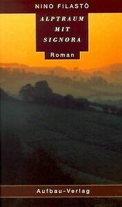 Alptraum-mit-Signora-von-Filasto-Nino-Buch-Zustand-gut