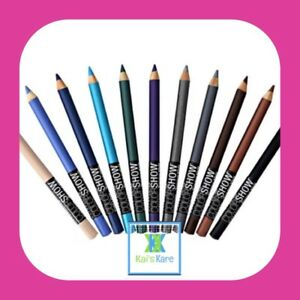 ee939350fb9 Image is loading Maybelline-Color-Show-Crayon-Khol-Eyeliner-Pencil -Variations-