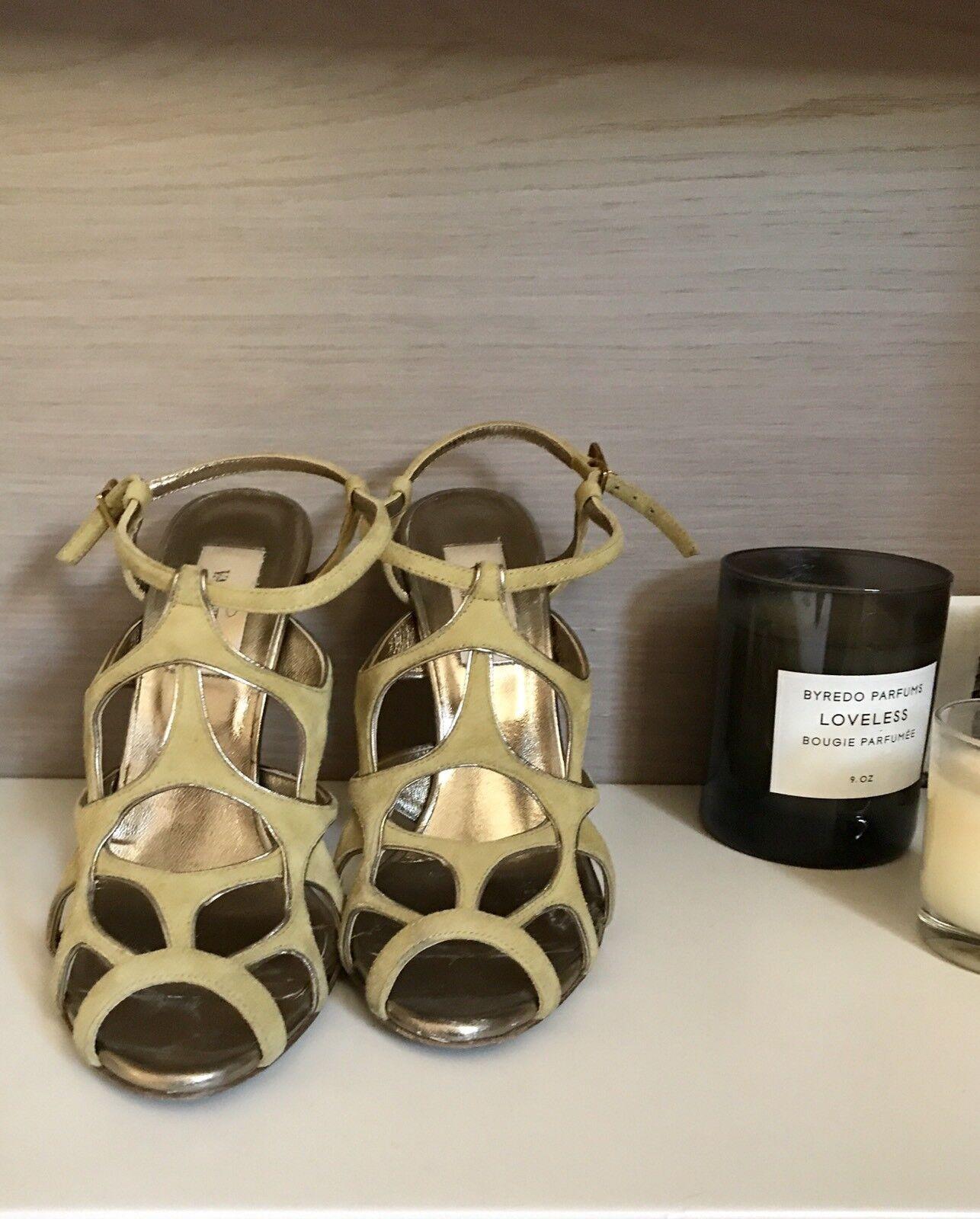 Valentino Sandalo  In Pelle. Originale Scarpa Misura 36 Rockstud