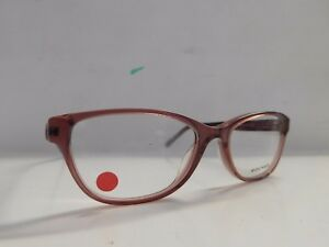 086dd3f407a Image is loading Genuine-Designer-Ladies-Rochas-RO9128-Raspberry-Eyeglasses- Glasses-