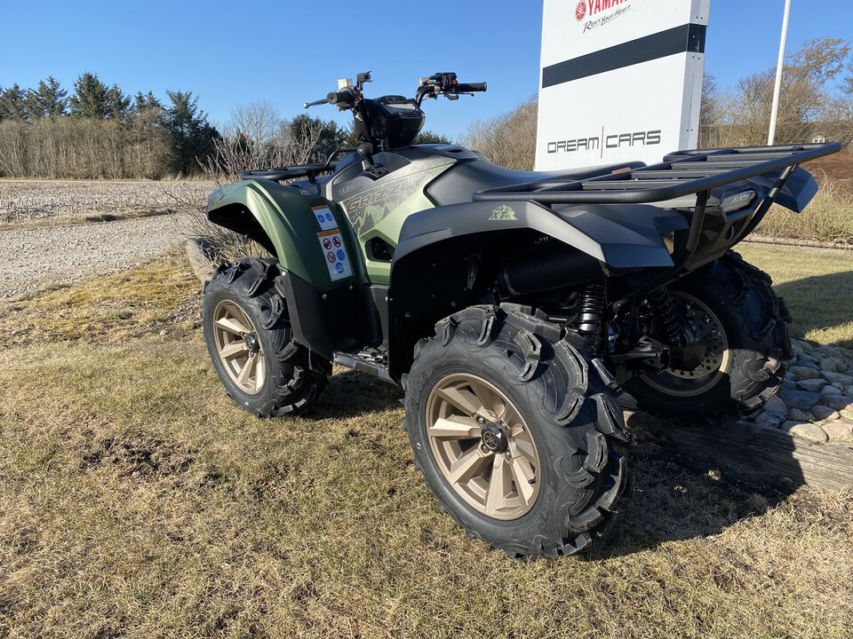 YAMAHA GRIZZLY EPS SE, 2021, ccm 700