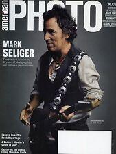 American Photo Magazine Mar / Apr 2015 Mark Seliger The Potrait Master