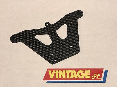 Vintage RC Traxxas <b>Rear</b> Shock Tower SRT #2517 Carbon Fiber ...