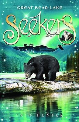 """AS NEW"" Hunter, Erin, Great Bear Lake (Seekers) Book"