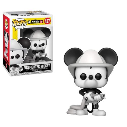 Mickey Mouse Firefighter Mickey 90 Years POP! Disney #427 Vinyl Figur Funko