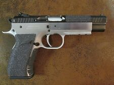 Sand Paper Pistol Grip Enhancements for the EAA Tanfoglio Witness Elite Match