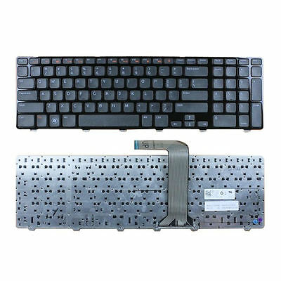 For 0454RX Dell Vostro 3750 US Keyboard