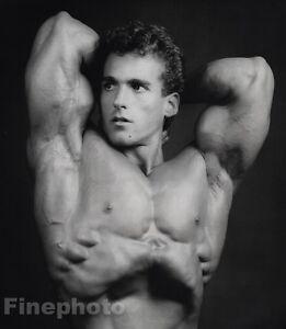 nude bodybuilders Vintage