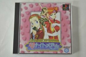 USED-PS1-PS-PlayStation1-Suchipai-Adventure-pounding-Nightmare-08115JAPAN-IMPORT