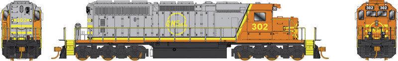 promociones de equipo Escala H0 - Gmd SD40-2 Quebec,North Shore Shore Shore & Labrador con Sonido de Locomotora  artículos de promoción