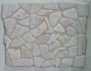 Rivestimento Esterno In Pietra Naturale : Rivestimento pavimento ciotoli pietra naturale chiara per interno