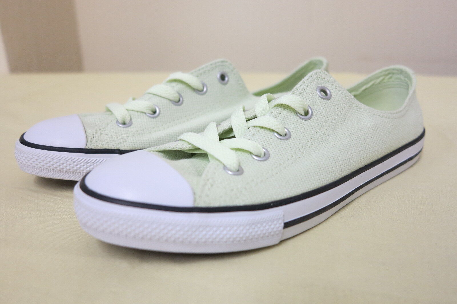 COVVERSE damen TRAINERS ALL STAR CT DAINTY OX PISTACH 4.5UK 37.5EU 23.5CM 6.5US