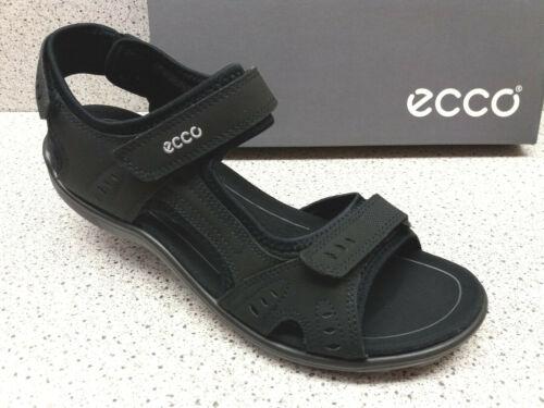 ecco  reduziert  bisher 74,95 €  SALE  Sandale schwarz E102