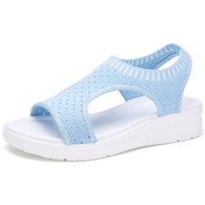 d638f3de39e54 item 4 Women Sports Sandals Platform Wedge Mesh Walking Shoes Plus Size  Summer Casual   -Women Sports Sandals Platform Wedge Mesh Walking Shoes  Plus Size ...