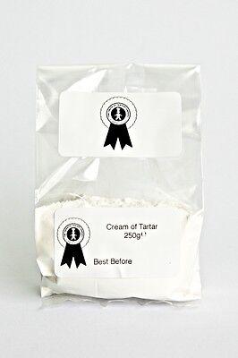 Cream of Tartar 250g for baking Grade A premium quality