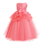 Kids-Flower-Girl-Bow-Princess-Dress-for-Girls-Party-Wedding-Bridesmaid-Gown-ZG9 thumbnail 27