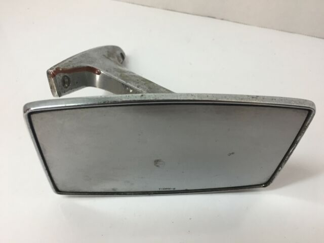 Driver Side 1971-1973 Ford Mustang Standard Outside Mirror Left
