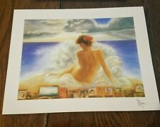"PETER NIXON-""VENUS ANADYOMENE""-SERIOLITHOGRAPH W/ COA New Art Print Not framed"