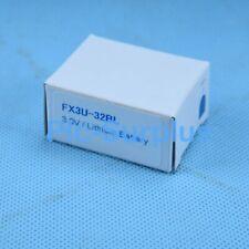 1PC New Mitsubishi FX3U PLC Battery FX3U-32BL CR2450 3V free shipping