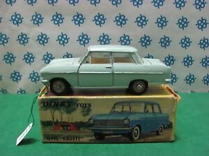 Vintage-Opel-Kadett-Dinky-Toys-540-Nuova-Mint-in-Box