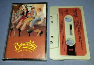 THE RUBINOOS SELF TITLED PAPER LABELS cassette tape album T6806