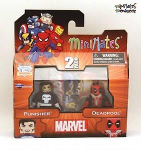 Marvel Minimates Best Of Series 2 Punisher & Deadpool