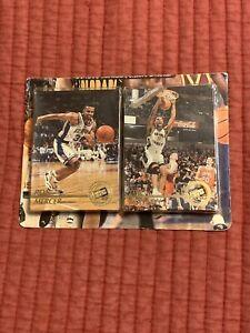 NBA 1997 Basketball Rookies Complete SEALED 45 Card Factory LP Set TIM DUNCAN RC