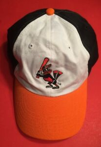 b8e1703a BALTIMORE ORIOLES Baseball Hat Cap Youth Boys Girls Camden Yards MLB ...