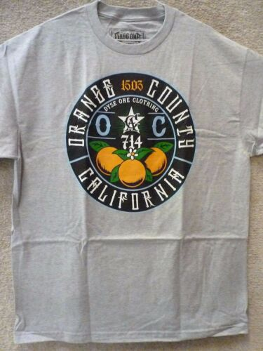 """Dyse One Men/'s T-Shirt /""""714/"""" Color Grey"""