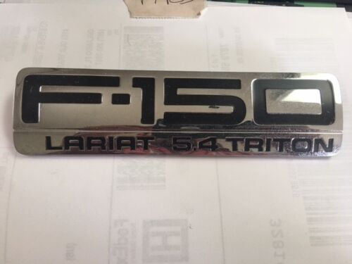 FORD F150 LARIAT 5.4 TRITON TRUCK FORD F150 DOOR PLATE STICKERS