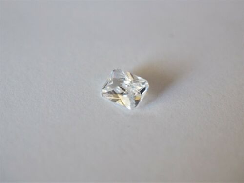 Loose Cubic Zirconia White AAA Octagon 8mm x 6mm Brand New! Bargain Price!