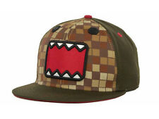 Concept One Domo Square Adjustable Snapback Cap Hat