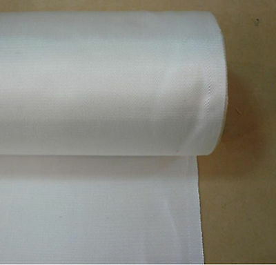 "195g/m2 Fiber Glass Fabric Reinforcements Fiberglass Cloth 40""*1m #B8N"