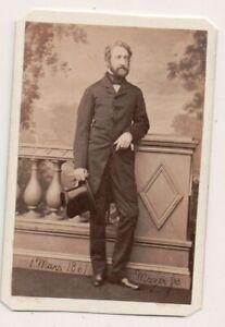 Vintage-CDV-Prince-Louis-of-Orleans-Duke-of-Nemours-Mayer-Bros-Photo-1861