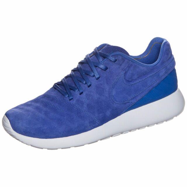169f4b87b91d BNWB Nike Roshe Tiempo VI Blue Trainers Sz 7.5 UK 42 EUR 852615 401 ...