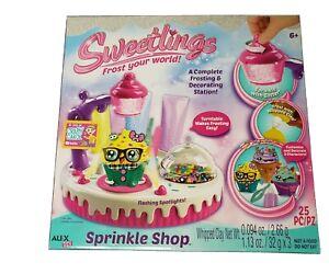 Alex DIY Sweetlings Sprinkle Shop - Fun Easy kids frosting decoration station 6+