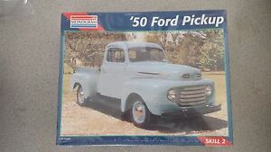 Image result for monogram 50 ford pickup