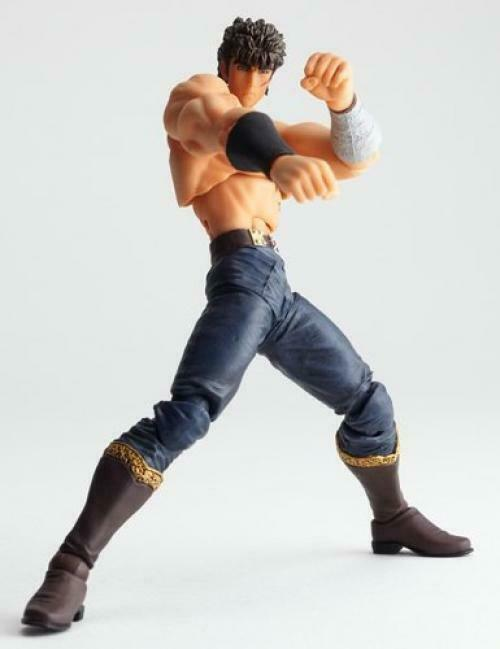 NEW Revoltech Fist of the North Star RevolutionNo.011 RevolutionNo.011 RevolutionNo.011 Kenshiro Final Battle Ver. 54ab83