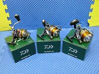 Daiwa Regal Rg Ab Spinning Reels 9 Bearings Choose Your Model